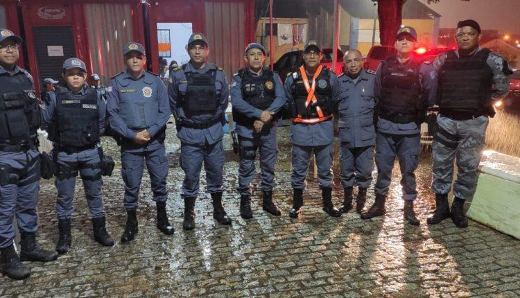 Alegria e segurança marcam sábado de carnaval em São Luis