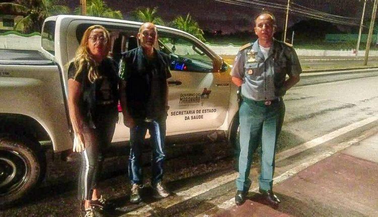 Polícia Militar, Secretaria de Estado da Saúde e Procon realizam ação conjunta de combate ao avanço do Covid-19