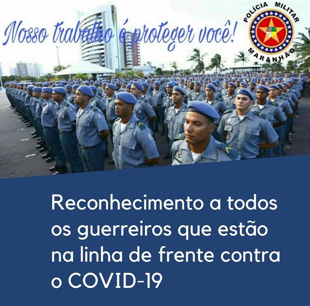 Nosso trabalho é proteger você
