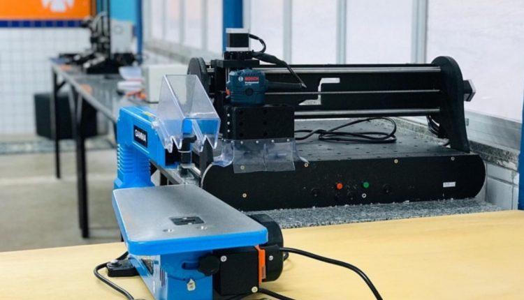 Colégio Militar Tiradentes V inaugura laboratório Maker em Timon