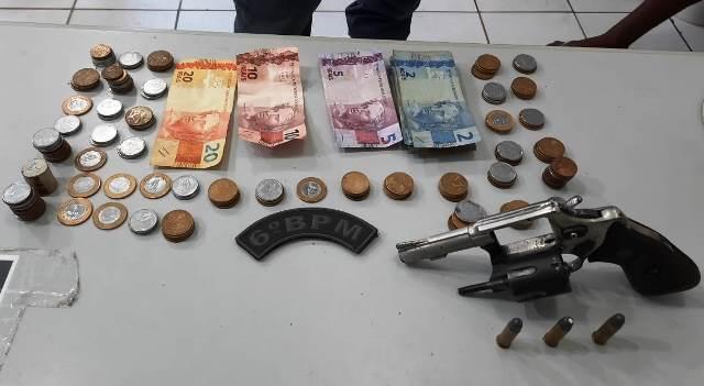 Polícia Militar prende assaltantes na Cidade Olímpica em São Luís