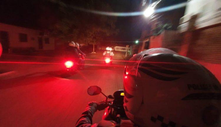 Policiais militares apreendem drogas em Barreirinhas