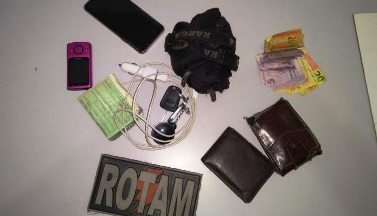 BOPE localiza e prende dupla acusada de assaltos na área de São Luís – MA
