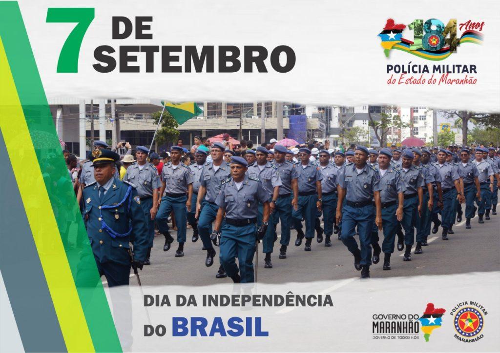 7 de setembro, Dia da Independência!!!!