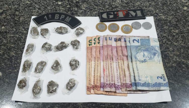 Suspeitos de tráfico de drogas são presos na área Itaqui-Bacanga