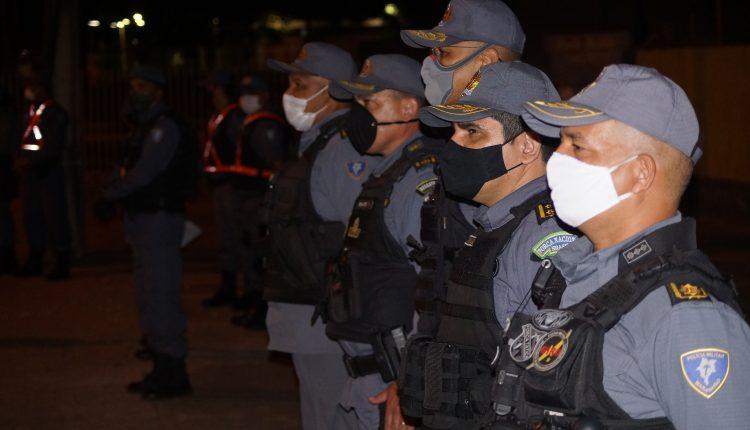 Operação Ilha Segura continua em toda região Metropolitana de São Luís.