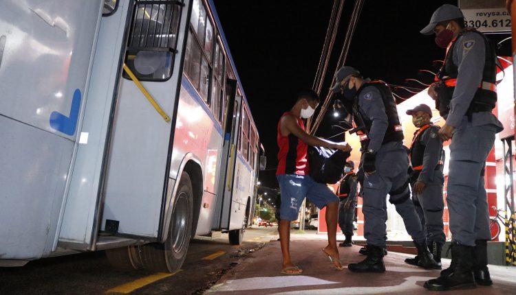 Operação Ilha Segura combate criminalidade na região metropolitana de São Luís