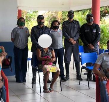 Centro de Equoterapia da Polícia Militar realiza entrega de brinquedos para as crianças