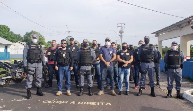 Polícia Militar desencadeia Operação Comandos Integrados em São Luís