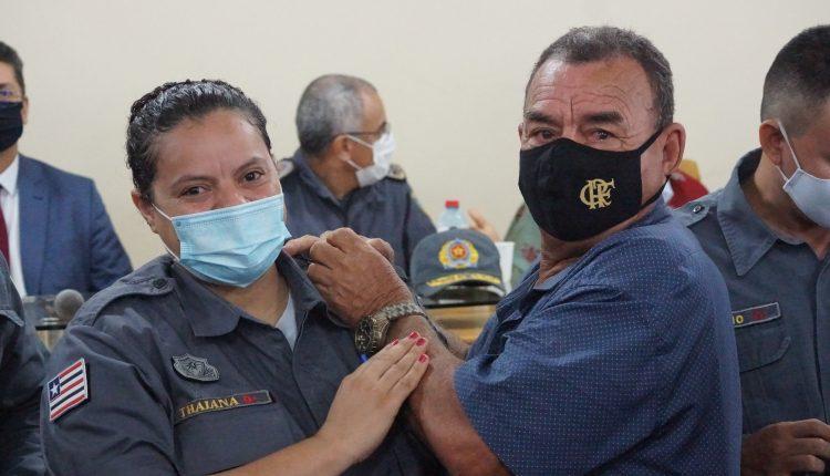 Governo do Maranhão promove policiais militares por atos de bravura