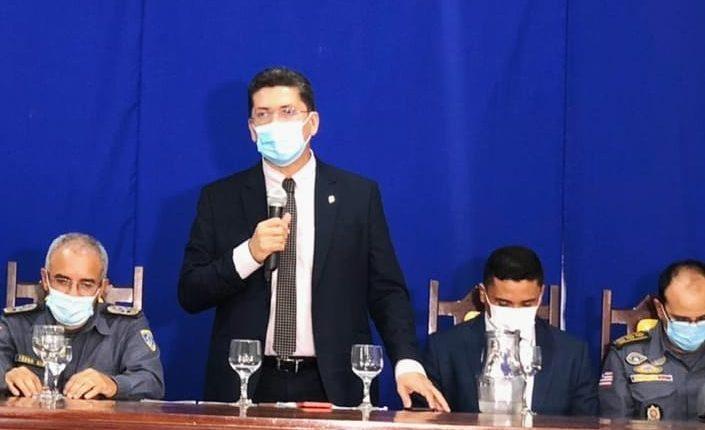 TENENTE-CORONEL FÁBIO CARVALHO ASSUME O COMANDO DO 10º BPM