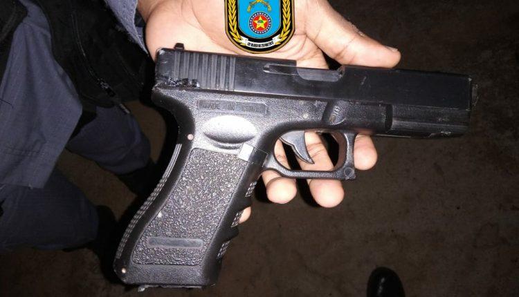 PMMA prende casal suspeito de praticar assaltos em Paço do Lumiar